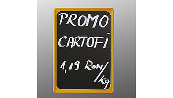Black chalk boards