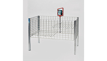 DK stand fo wire structures