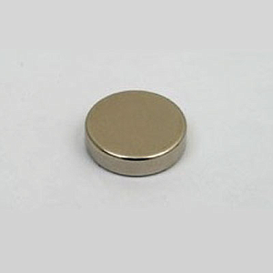 STRENGTH ROUND MAGNET 3 MM THICKNESS, 12 MM D, FOR DISPLAYS