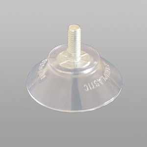 SUCTION CUP 50 MM D, WITH SCREW M4X6 MM