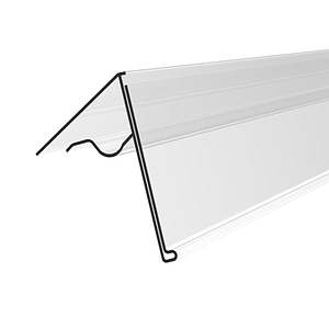 KOL PROFILE, 39X1000 MM, MECHANICAL FIXING, 35 DEGREES ANGLE, WITHOUT GRIP
