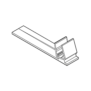 FRAME SUPPORT INCLINED