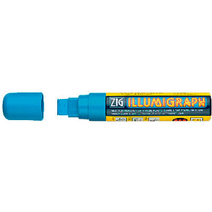 ZIG ILLUMIGRAPH HIGH FLUORESCENT, 15 MM TIP THICKNESS