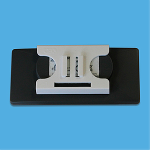 UNIVERSAL FASTENER ACCESSORY, MADE OF PLASTIC, FOR ELECTRONIC PRICE TAGS