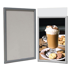 WINDPRO CLICK FRAME, 572X772 MM FRAME SIZE, FOR 500X700 MM (B2) PRINTS, WITH DOUBLE SIDED
